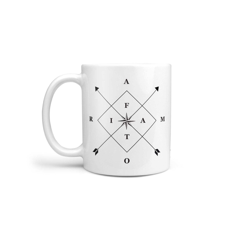 amor fati love your fate mug nietzsche stoic philosophy coffee