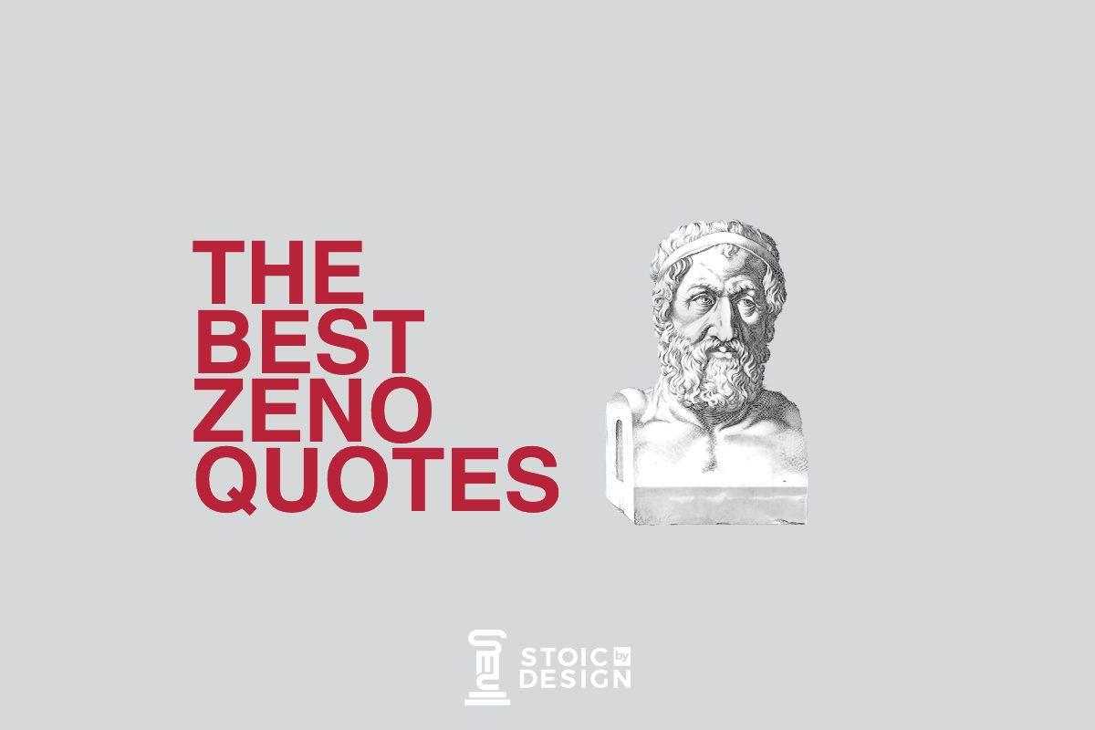 The Best Zeno Of Citium Stoicism Quotes Imagevideo Stoic By Design